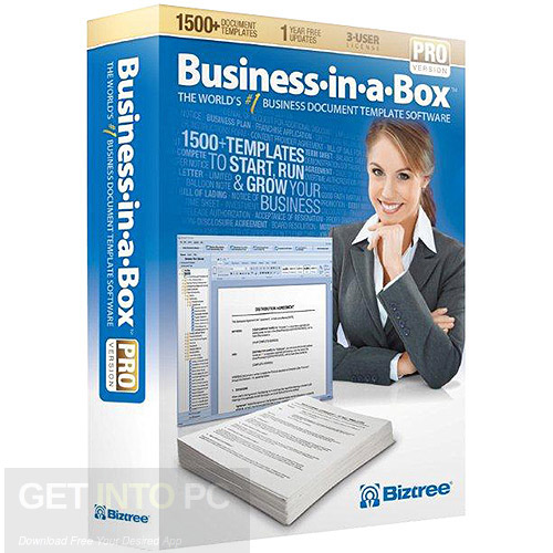 Business in a box templates updated free download accmission Images