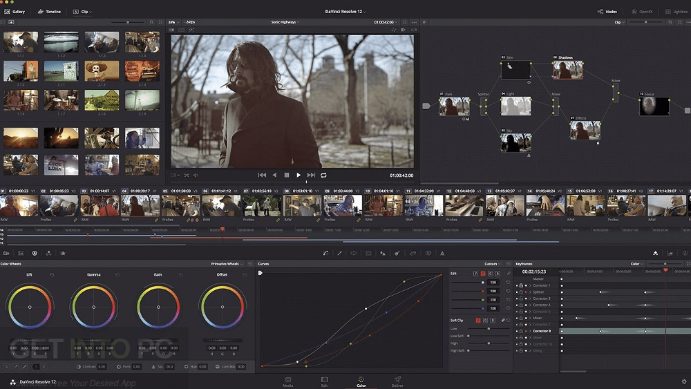 Davinci Resolve Studio 14.0.1 Free Download
