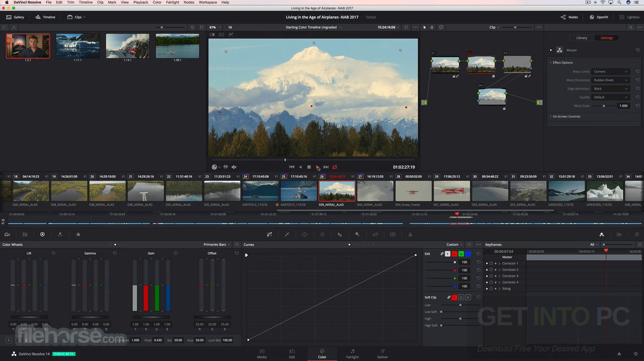 Davinci Resolve Studio 14.0.1 Latest Version Download