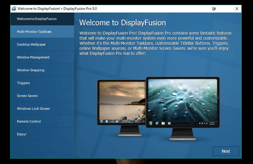 DisplayFusion Pro 9.1 Latest Version Download