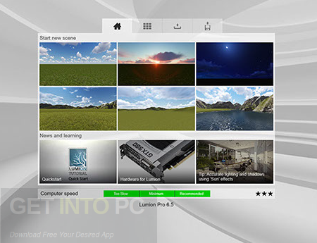 Lumion Pro 6.5 Direct Link Download