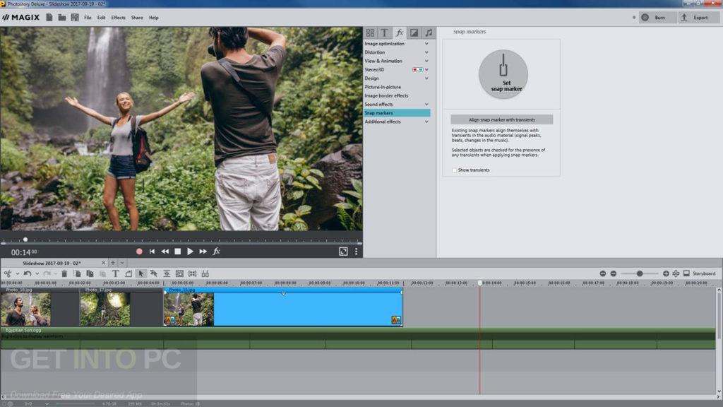 MAGIX Photostory Deluxe 2018 Latest Version Download