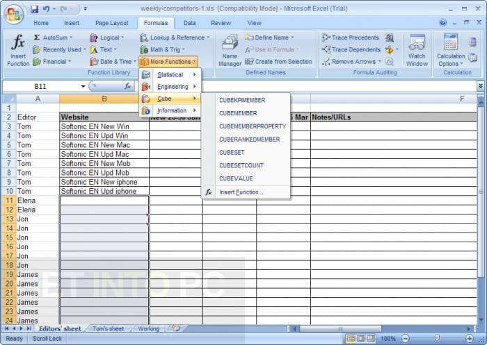 MS Office 2007 Latest Version Download