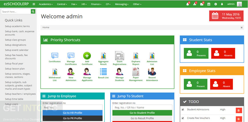 School Management Software Direct Link Download