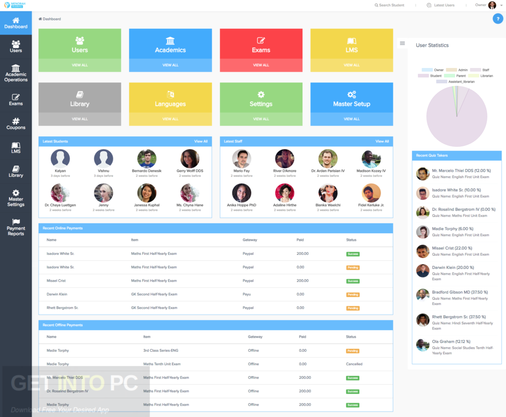 School Management Software Latest Version Download