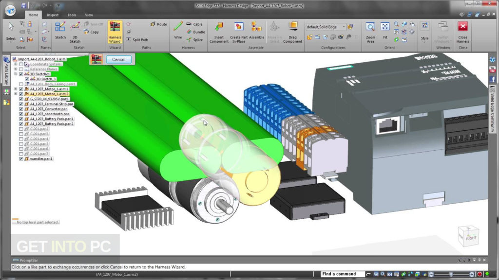 Siemens Solid Edge ST8 Direct Link Download