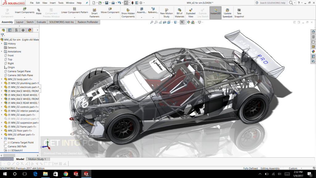 SolidWorks 2018 Direct Link Download
