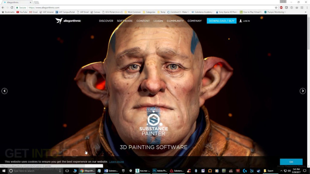 substance painter 2.6.1 crack