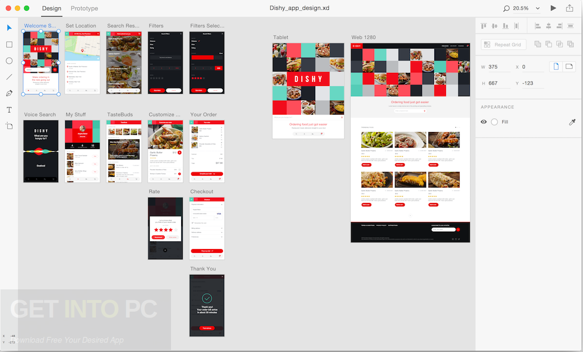 Adobe XD CC 2018 Latest Version Download
