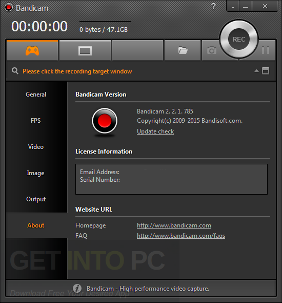 Bandicam 4.0.2.1352 Multilingual Direct Link Download