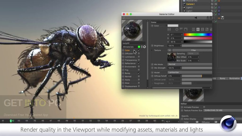 CINEMA 4D Studio R19 Latest Version Download