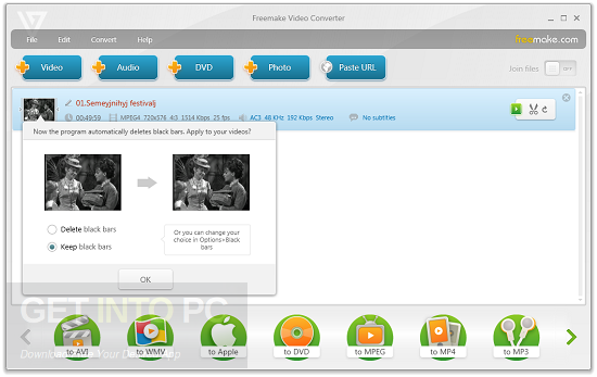Freemake Video Converter Gold 4 1 10 28 Download