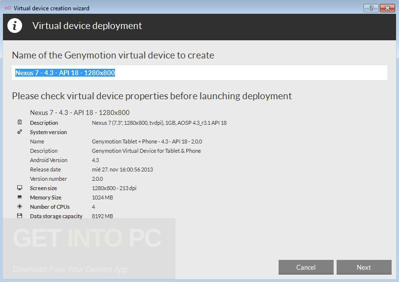 Genymotion 2017 Latest Version Download