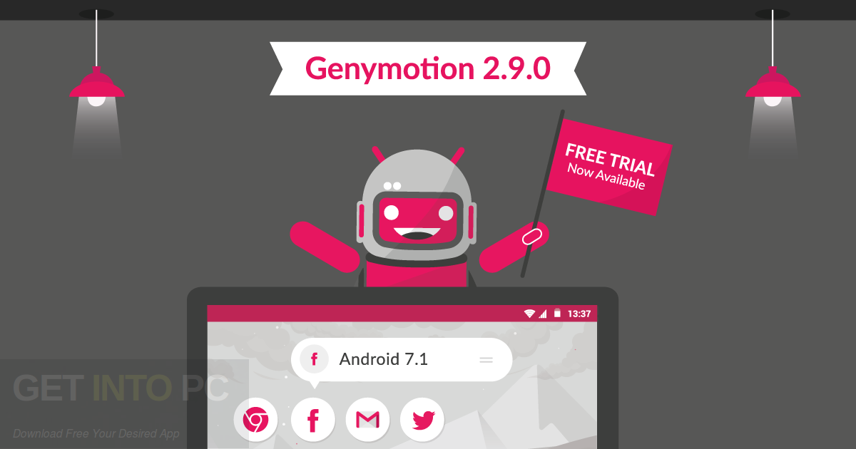 Genymotion 2017 Offline Installer Download