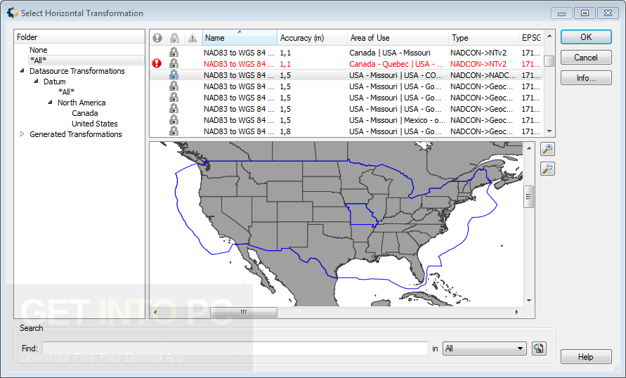 Geographic Calculator 2017 Latest Version Download