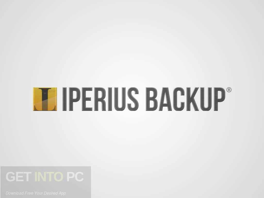 Iperius Backup 5.4 + Portable Download
