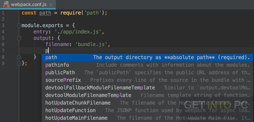 JetBrains WebStorm 2017 Direct Link Download