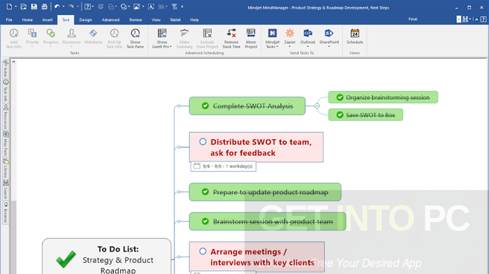 Mindjet MindManager 2018 Direct Link Download
