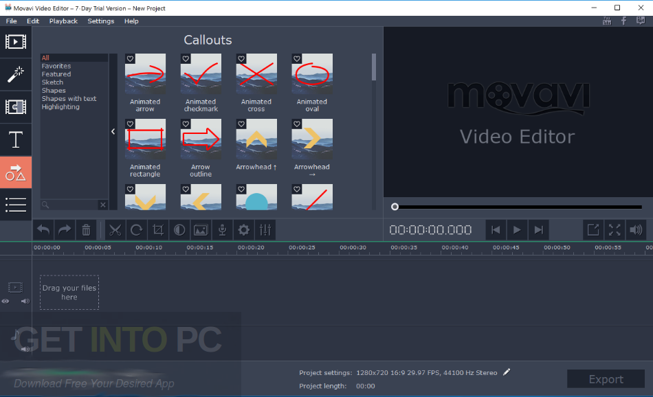 Movavi Video Editor Plus 14.1.1 Latest Version Download