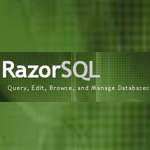 Richardson Software RazorSQL 7.4 Free Download