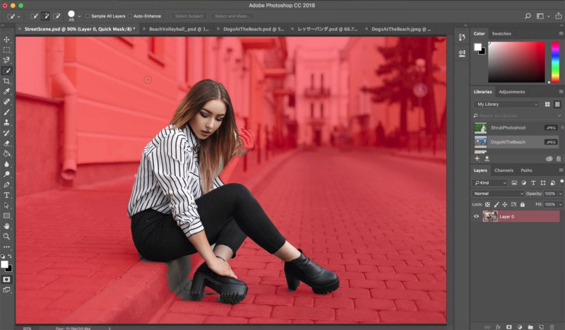 Adobe Photoshop CC 2018 v19.1 x64 Portable Offline Installer Download