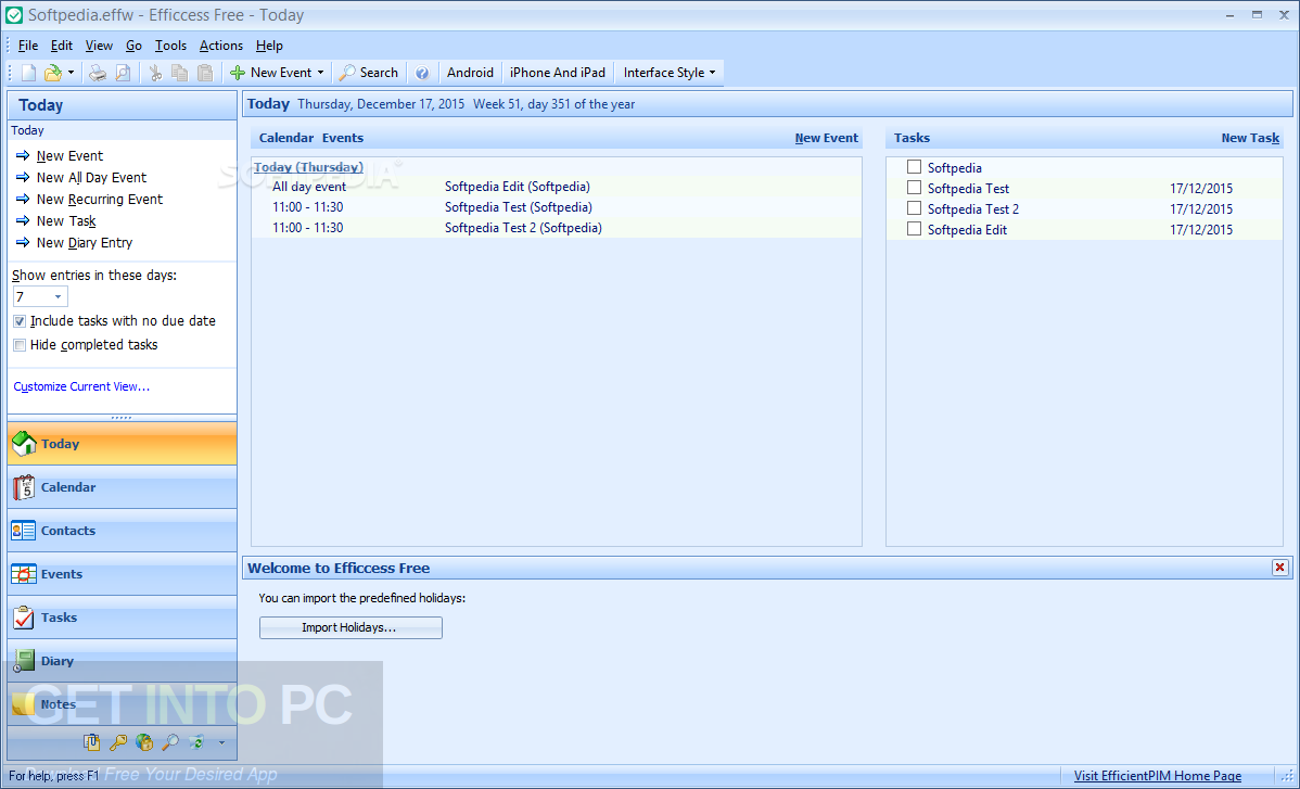 Efficient Efficcess 5.50 + Portable Latest Version Download