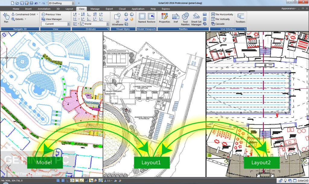 Gstarsoft GstarCAD 2018 Direct Link Download