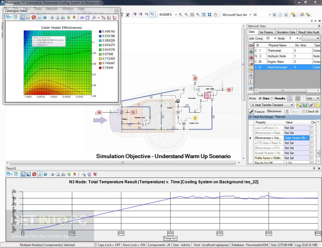 Mentor Graphics Flowmaster (FloMASTER) 7.9.5 Latest Version Download