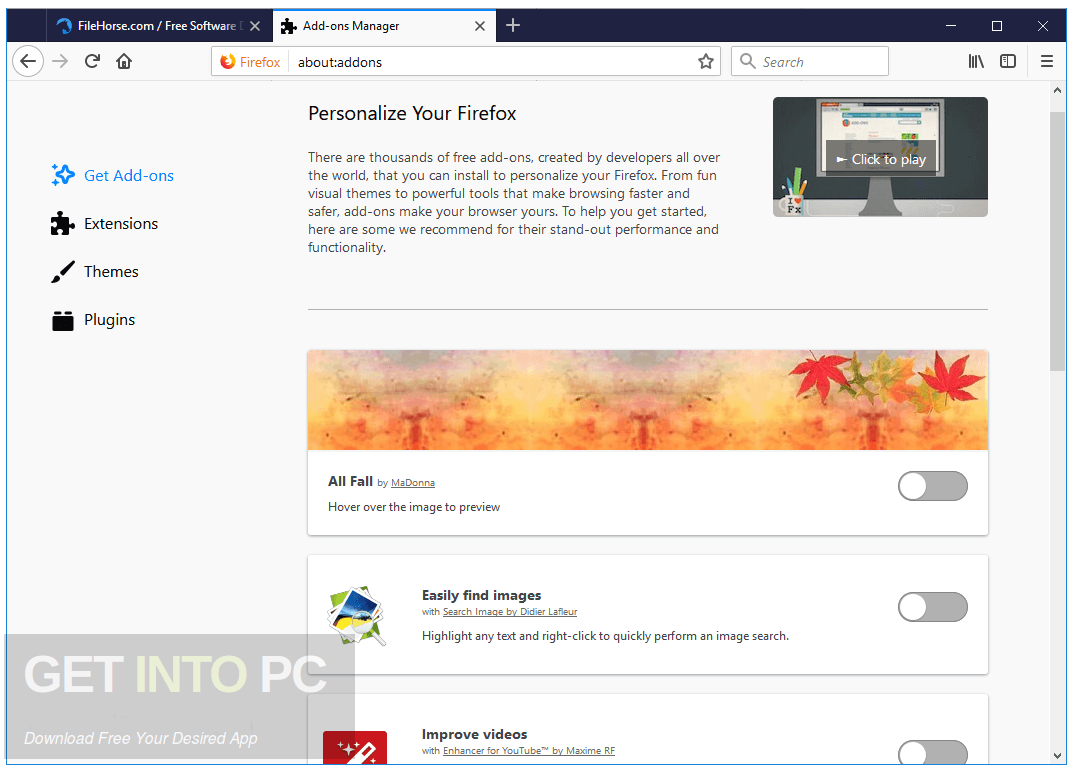 Mozilla Firefox Quantum 57.0.1 Latest Version Download
