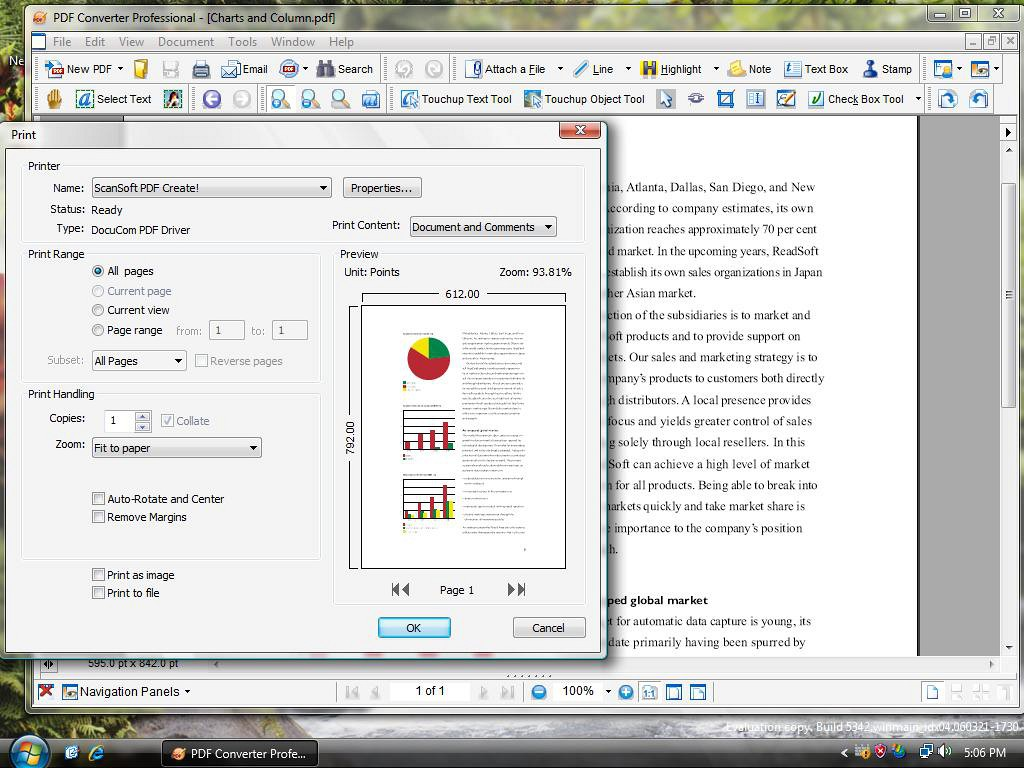 Nuance PDF Converter Professional Offline Installer Download