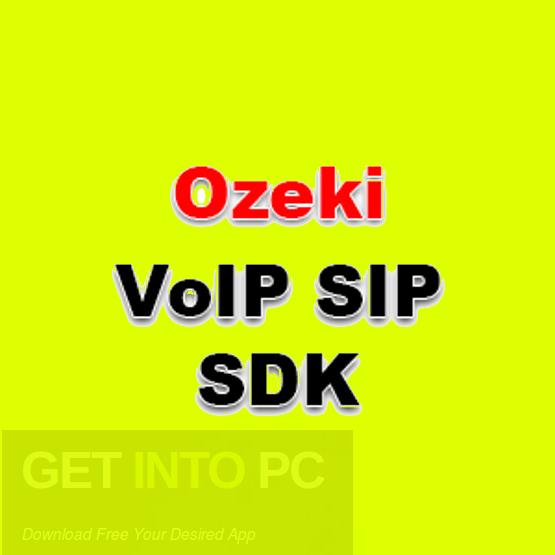OZEKI VoIP SIP SDK Retail Free Download