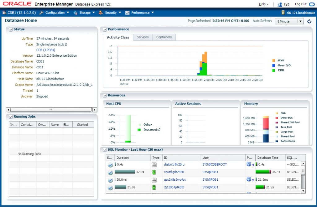 Oracle Database 12c Release 2 Latest Version Download