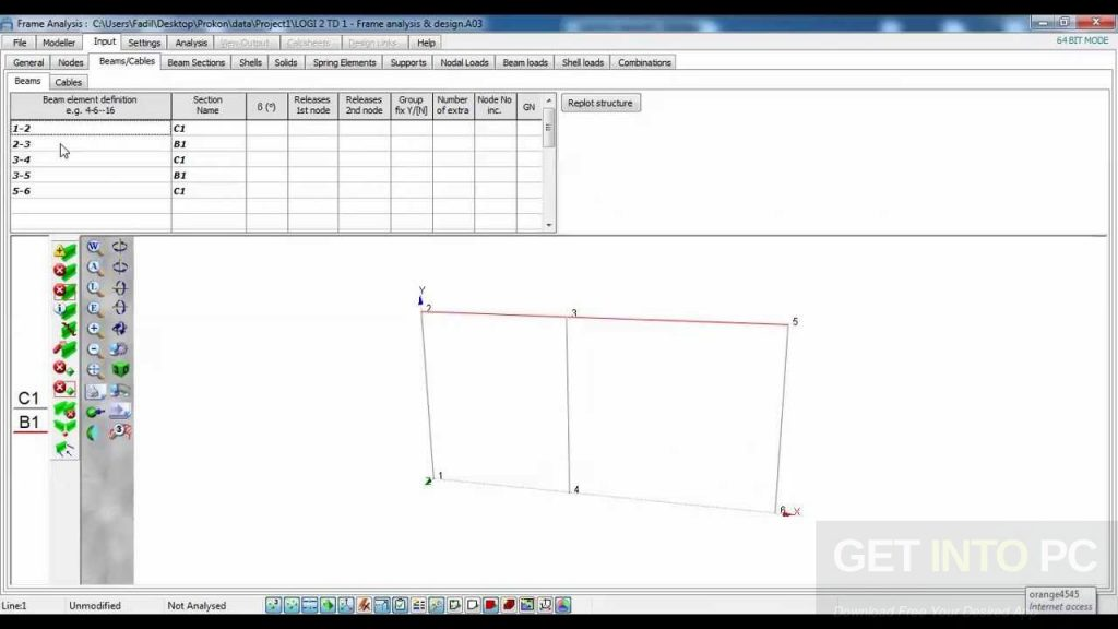 Free Download Prokon Structural Analysis Design Software
