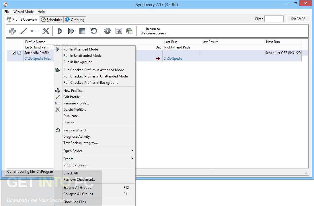 Syncovery Pro Enterprise 7.94 Free Download