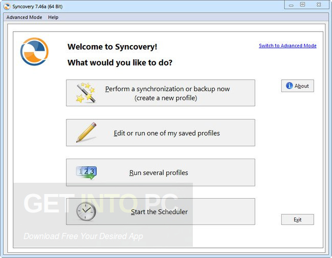 Syncovery Pro Enterprise 7.94 Latest Version Download