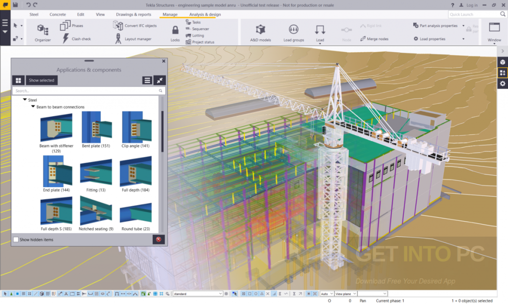 Tekla Structures 2017 Latest Version Download