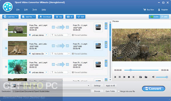 Tipard Video Converter Ultimate 9.2.30 Direct Link Download