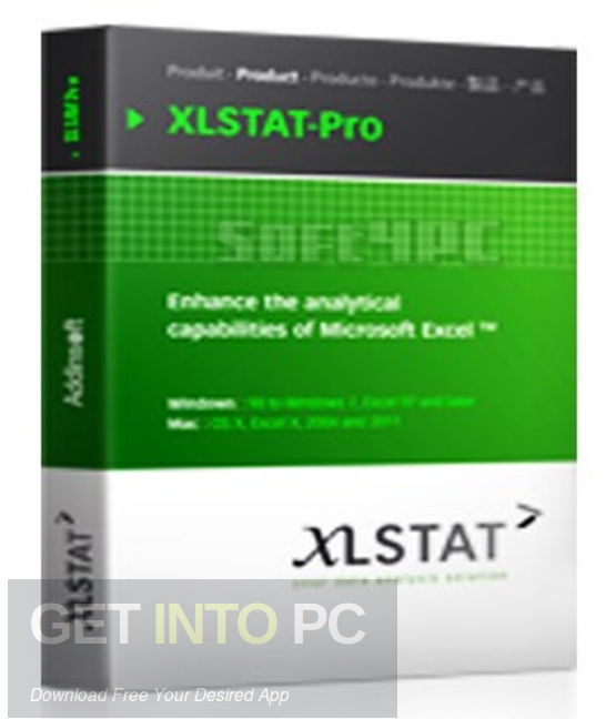 XLSTAT-Premium 2018 Free Download