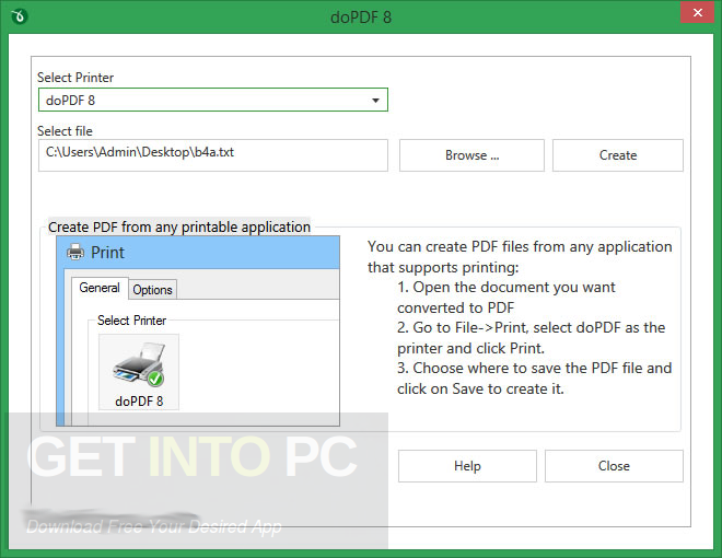 doPDF 9.0 Build 225 Latest Version Download