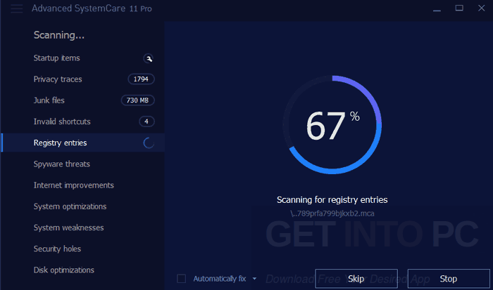 Advanced SystemCare Pro 11 Offline Installer Download