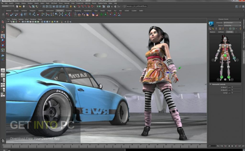 Autodesk Maya 2017 Direct Link Download