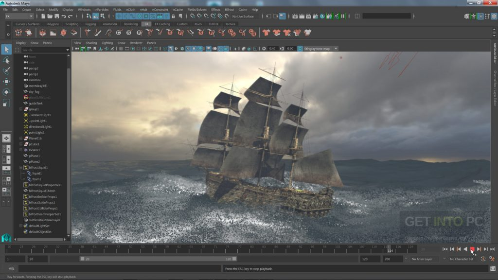 Autodesk Maya 2017 Latest Version Download