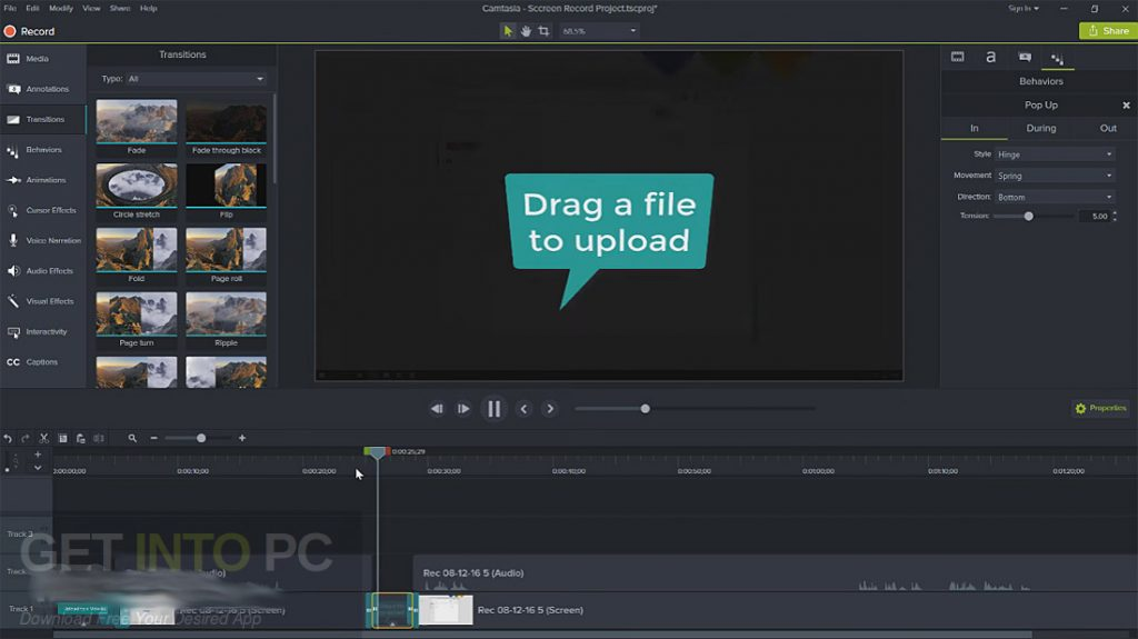 Camtasia Studio 9.1.1 Direct Link Download