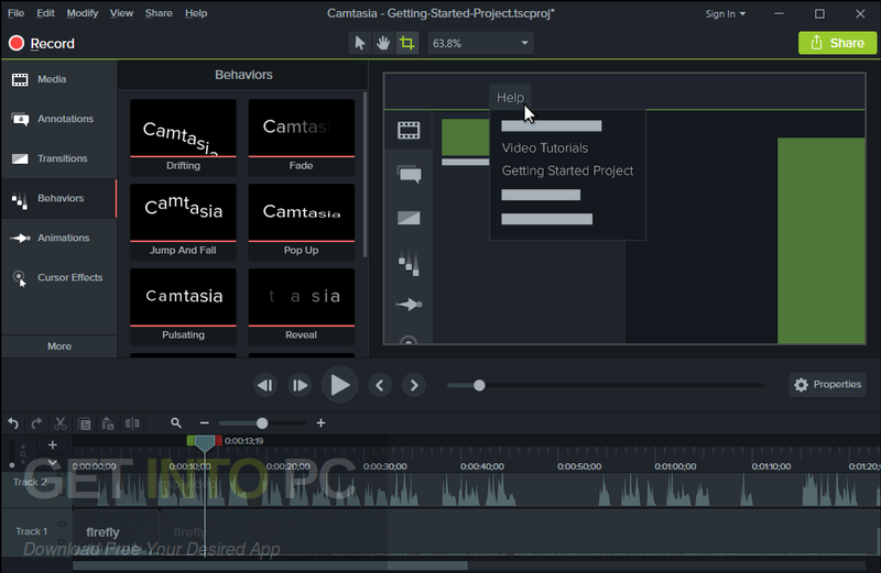 Camtasia Studio 9.1.1 Latest Version Download