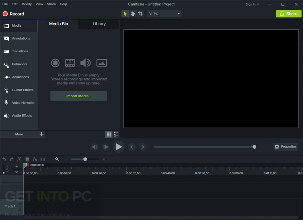 Camtasia Studio 9.1.1 Offline Installer Download