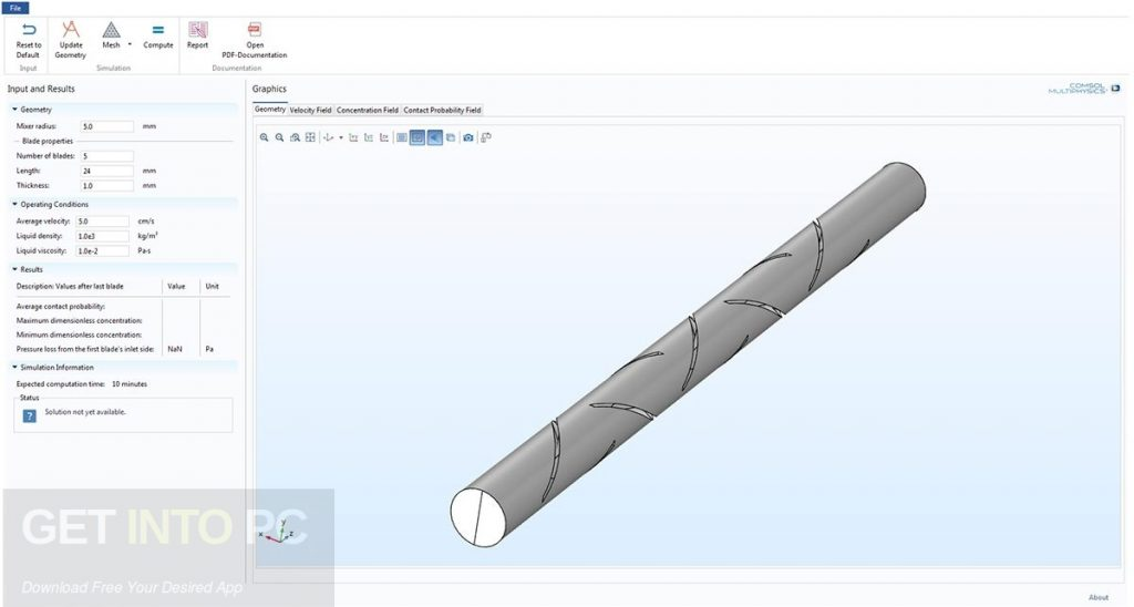 Comsol Multiphysics 5.3a Direct Link Download