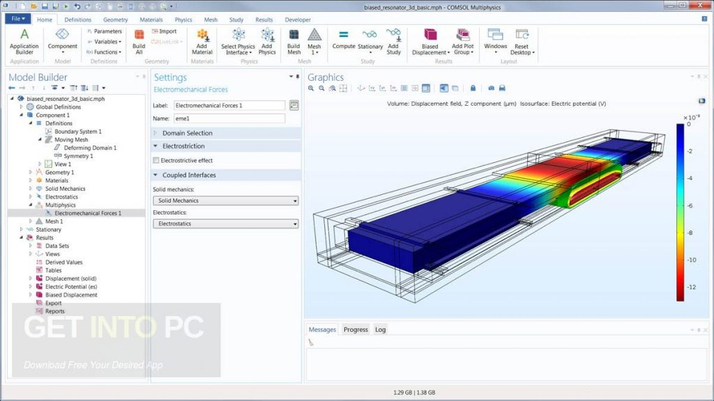 Comsol Multiphysics 5.3a Latest Version Download