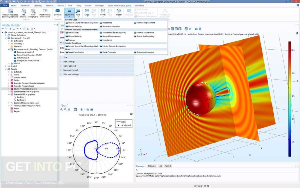 Comsol Multiphysics 5.3a Offline Installer Download