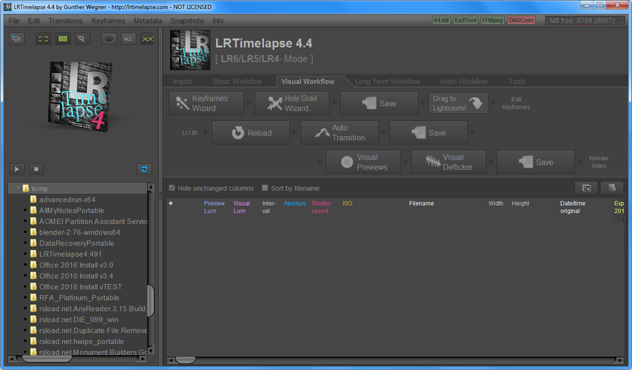 LRTimelapse Pro Latest Version Download