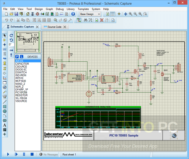 Proteus Professional 8.6 Direct Link Download